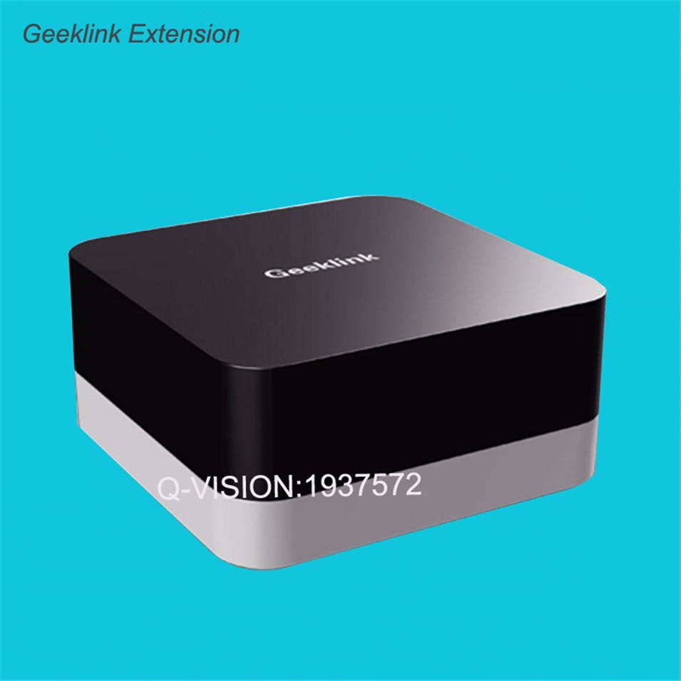 Geeklink Remotebox 3S Smart Universal Wireless Control 8-15M Realtime Feedback WIFI+IR+RF AndroidIOS Home Automation 315 433Mhz-5