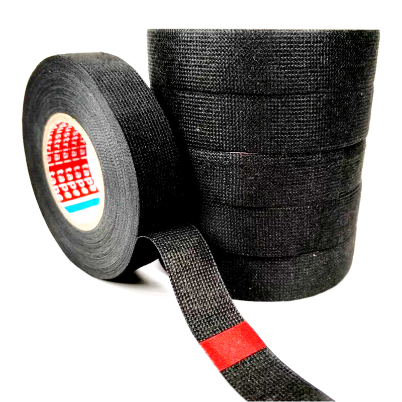 US $1.33 41% OFF|Fabric Tape Heat resistant Wiring Harness Tape Looms on