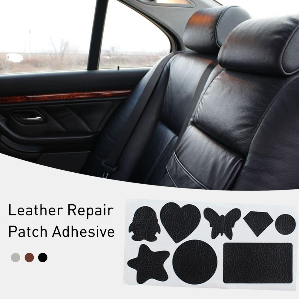 ivory adhesive faux leather upholstery vinyl fabric auto car interior seat cover
