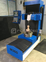 High Tech Mini 5 Axis Cnc Router Machine For Mold Artwork
