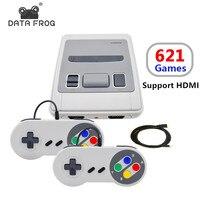 Data Frog Mini TV Game Console Support HDMI 8 Bit Retro Video Game Console Built In