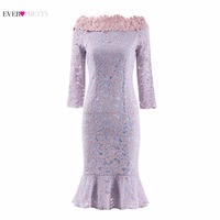 Elegant Mother Of The Bride Party Dresses Off Shoulder Mermaid Ever Pretty EP08782 Lace Mother Of