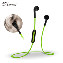 M. uruoi NoiseCanceling Sem Fio Bluetooth 4.1 Fones De Ouvido Fones De Ouvido Handsfree fone de Ouvido Com Microfone Em fones de Ouvido Fone de Ouvido Música Esporte