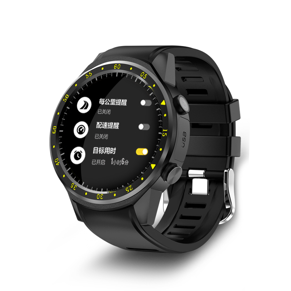 2018 blood test f1 smart watch with camera support sim card gps watch heart rate sport. Black Bedroom Furniture Sets. Home Design Ideas