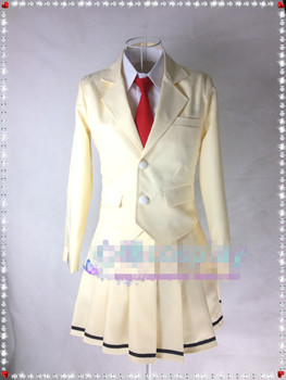 Watashi ga Motenai no wa Dou Kangaete mo Omaera ga Warui! cartoon Anime cos Halloween cosplay Kuroki Tomoko School uniform costu image