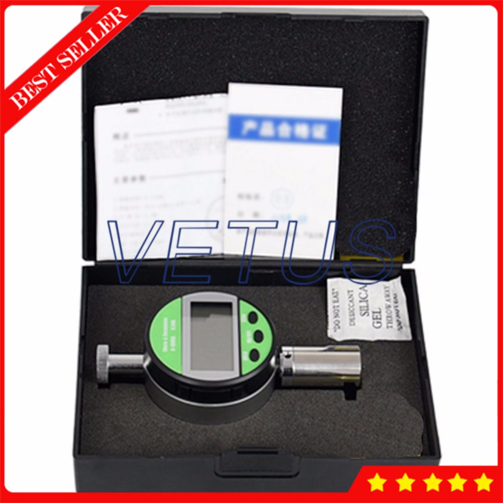 LX-C-Y Portable Digital Shore Hardness Tester Durometer Meter free shipping digital shore hardness tester meter shore durometer rubber hardness tester standards din53505 astmd2240 jisr7215