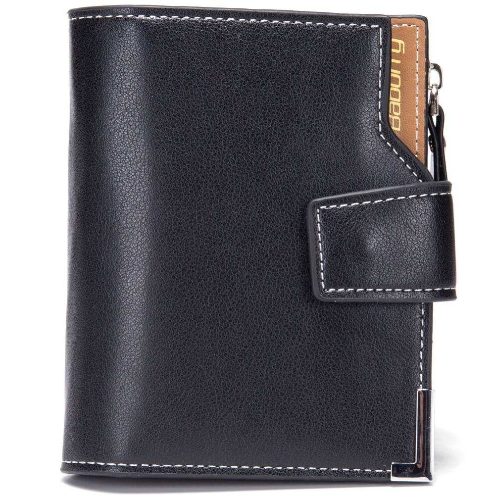 Men Wallets Brand Purse Wallets for Man with Card Bag Money Clip Male High Quality Small Wallet Fashion Coin Purse Money Bag miwind small wallet men multifunction purse men wallets with coin pocket buckle men leather wallet male famous brand money bag