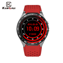 цена на Kaimorui Smart Watch Android 5.1 Quad Core MTK6580 Smart Watches 1.39 Inch 512MB+4GB Smartwatch SIM Card GPS WiFi Call Reminder