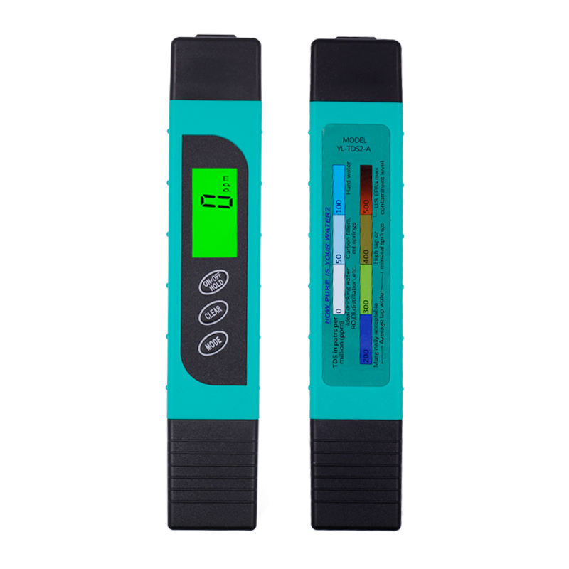 3 in 1 Digital Water Quality Test Meters TDS EC TEMP temperature C/F Filter Purity Tester Monitor Tool with backlight 40% OFF цена и фото