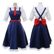 Costume Cosplay pour femmes, uniforme de demoiselle d'honneur, Tohru, Dragon de Miss Kobayashi San Chi