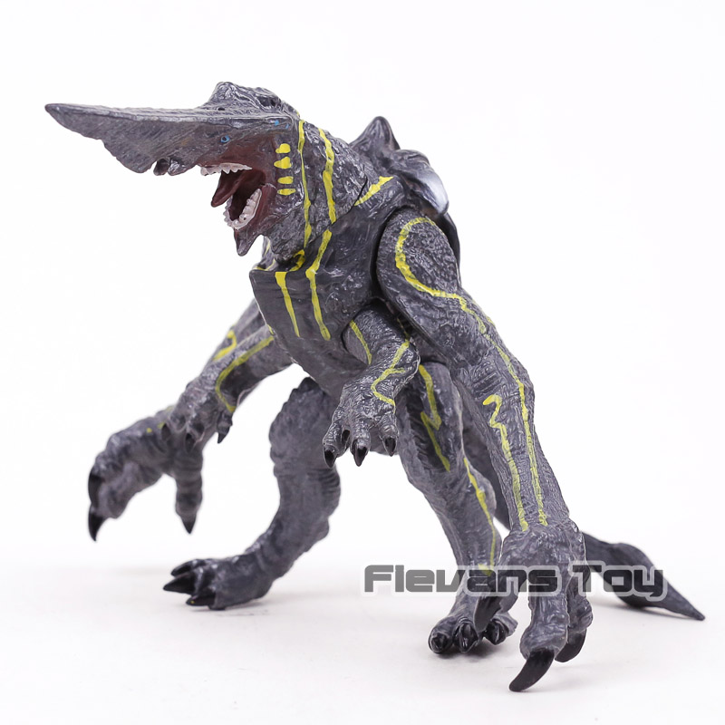 Image 3 - Pacific Rim Kaiju Monster Knifehead / Trespasser PVC Action Figure Collectible Model Toy-in Action & Toy Figures from Toys & Hobbies