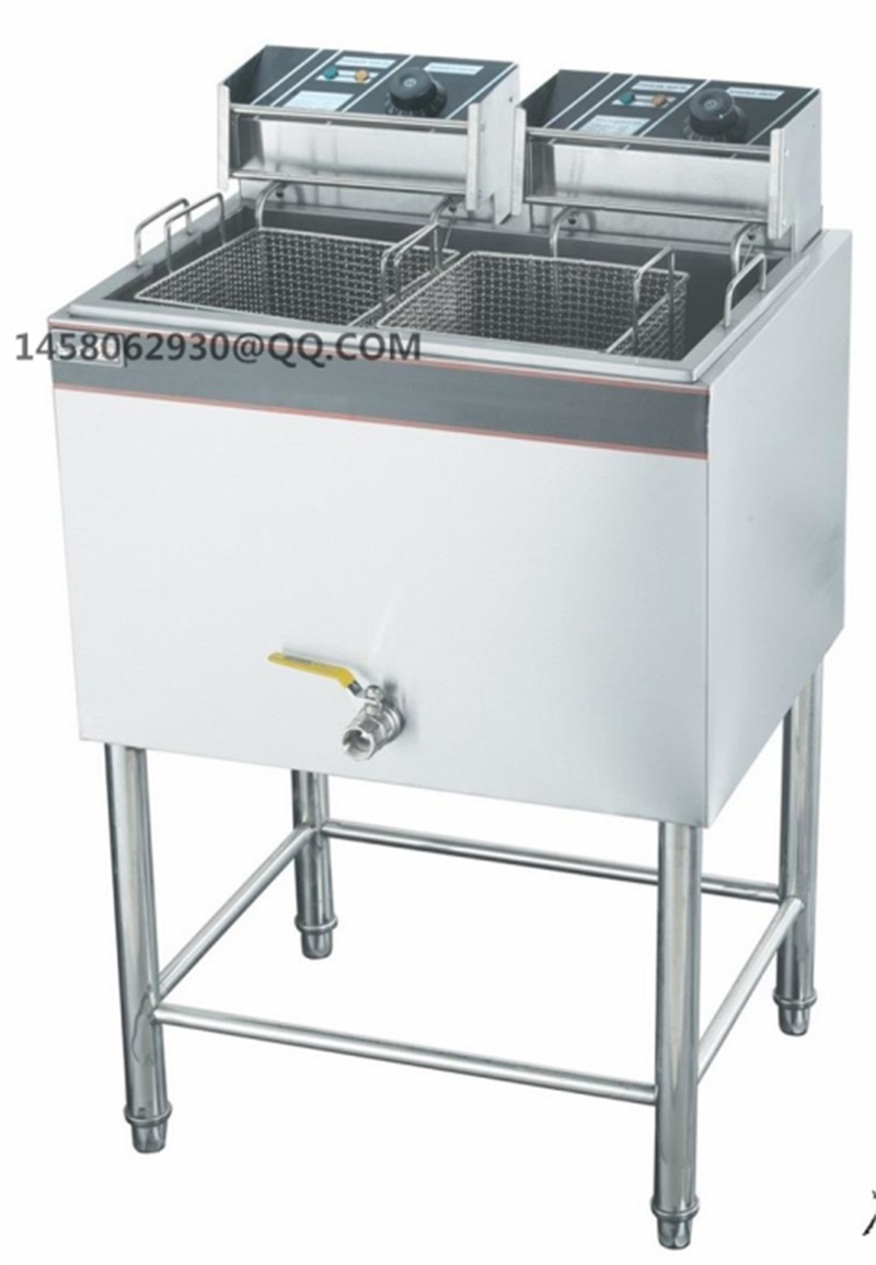 Buy ce big size stainless steel electric for Electric fish fryer