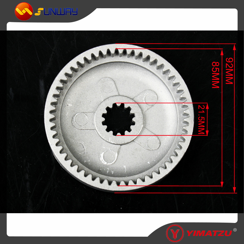 YIMATZU ATV Parts Gear for <font><b>2000LB</b></font> 2500LB ATV Winch image
