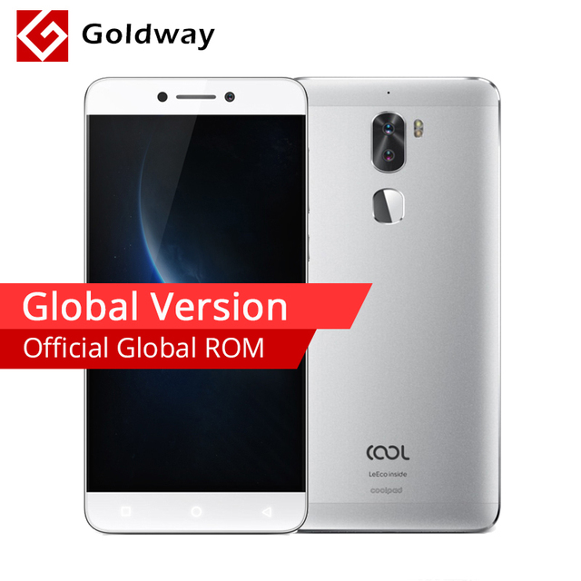 US $101 99 |Global Version Original Leeco Cool 1 Dual Letv Coolpad Cool1  Mobile Phone Snapdragon 652 4GB RAM 32GB 5 5