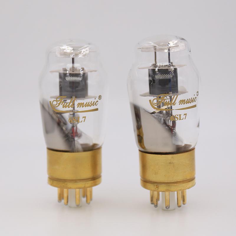 FLASH SALE] Matched pair Full Music 6SL7 Audiophile Vacuum