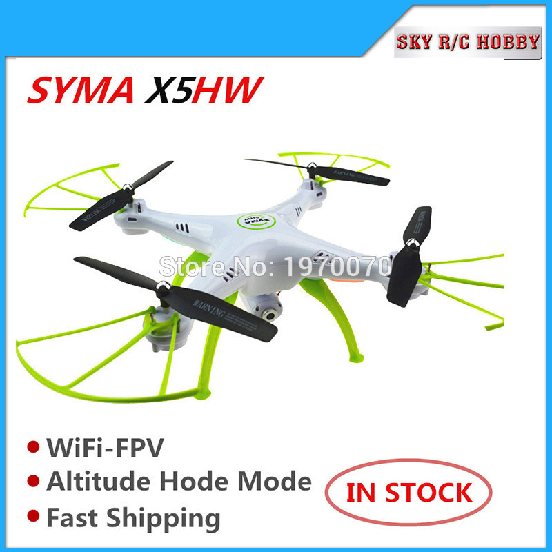 Original Syma X5HW 2.4G RC Quadcopter Drone Helicopter Wifi Transmission Camera Altitude Hold Air pressure ModeOriginal Syma X5HW 2.4G RC Quadcopter Drone Helicopter Wifi Transmission Camera Altitude Hold Air pressure Mode