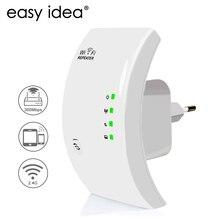 EASYIDEA Repetidor Sem Fio WI-FI 300 Mbps Extensor Wi-fi 2.4g Wi Fi Amplificador Wi-Fi Reapeter 802.11n Ponto de Acesso Reforço de Sinal