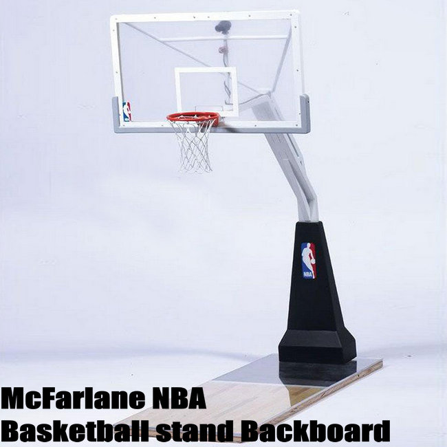McFarlane NBA Slam Dunk Basketball stand model toy Backboard Hanamichi Sakuragi Kaede Rukawa Action figure kids