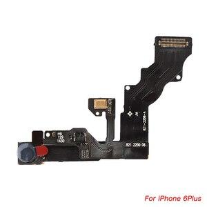 Image 4 - Гибкий кабель с датчиком приближения для iPhone 6 6Plus 6s 6s Plus, фронтальная камера с динамиком + винты в комплекте