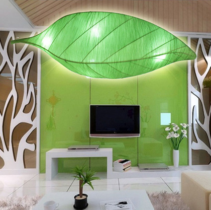 led lamparas de techo lmpara de techo moderna plafonnier led japons deckenle luz iluminacion led creativa luces de techo