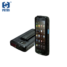Handheld terminal industrial grade smartphone PDA support wet water operation mode 1D scanner data collector for pos system