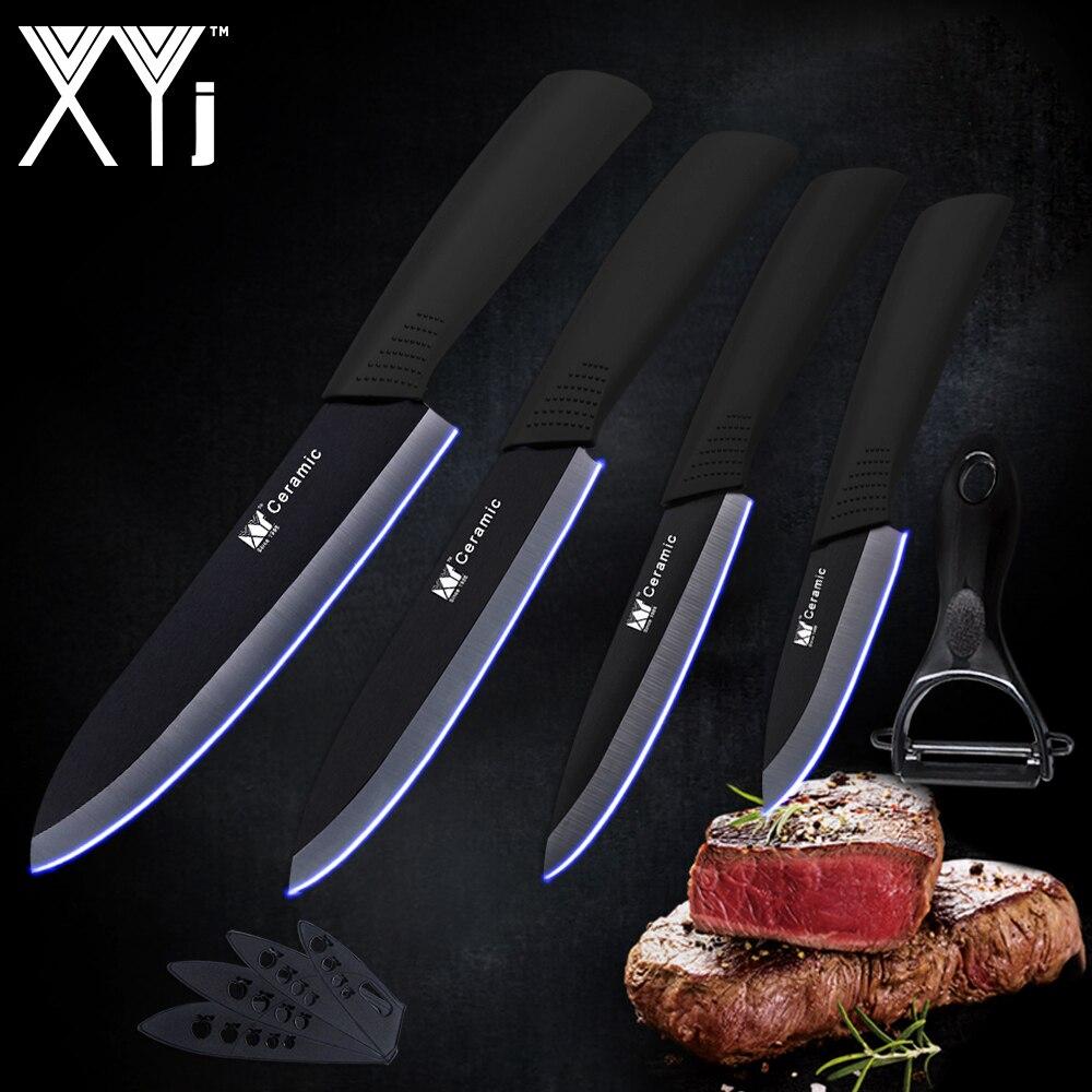 جديد سكين السيراميك مجموعة 3 ، 4 ، 5 ، 6 - المطبخ ، الطعام وبار