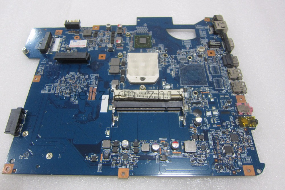 For GETEWAY NV53 Laptop motherboard MBWGH01001 JV50-TR 48.4FM01.011 DDR2 integrated STOCKET S1 full test army green sexy self tie design crop top