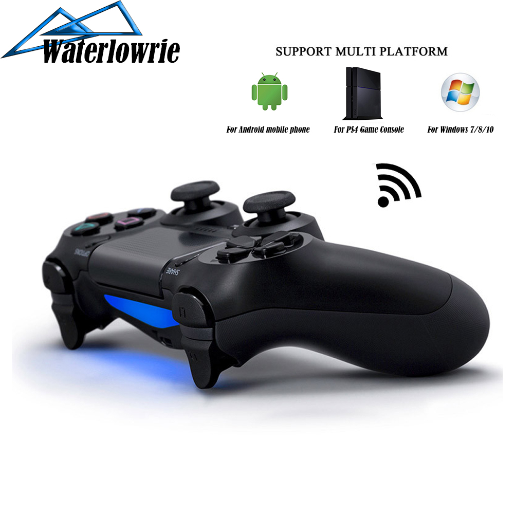 Controller For PS4 /PC / Android Phone Wireless Bluetooth Gamepad For SONY PS4 Pro Playstation 4 Dualshock Game Console JoystickController For PS4 /PC / Android Phone Wireless Bluetooth Gamepad For SONY PS4 Pro Playstation 4 Dualshock Game Console Joystick