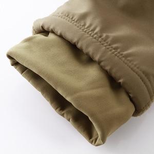 Image 4 - Mege Marke Taktische Bekleidung military Fleece Herbst Winter herren Jacke Armee Polar Warme Männlichen Mantel Outwear jaquetas masculino
