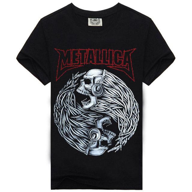 Metallica Kings of Rock Shirt