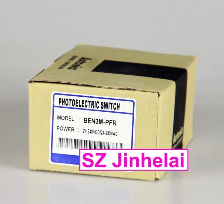 100 autentico e original ben3m pfr autonics interruptor fotoeletrico 01