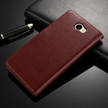 Leather Case For Honor 5A LYO-L21 Premium Wallet Flip Huawei Russia Version 5.0 Y5 ii