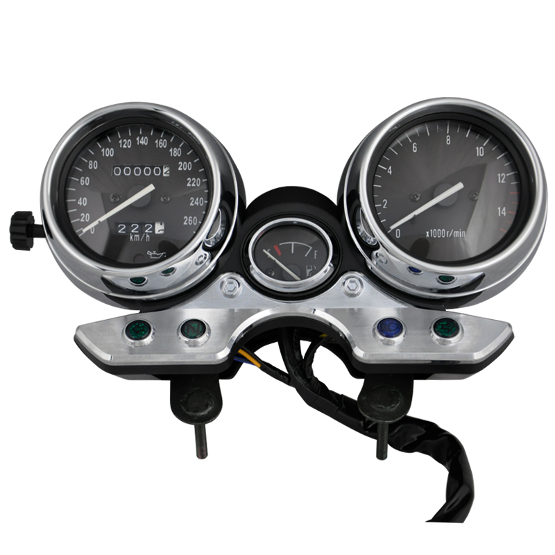 LOPOR Motorcycle Gauges Cluster Speedometer GSX750 GK7BA  Inazuma 750 7BA 260 km/h Tachometer Odometer Instrument Assembly old school motorcycle gauges
