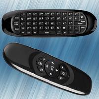 2.4 ГГц воздуха мыши аккумуляторная беспроводной воздуха Fly мышь клавиатура для Android TV Box Computer