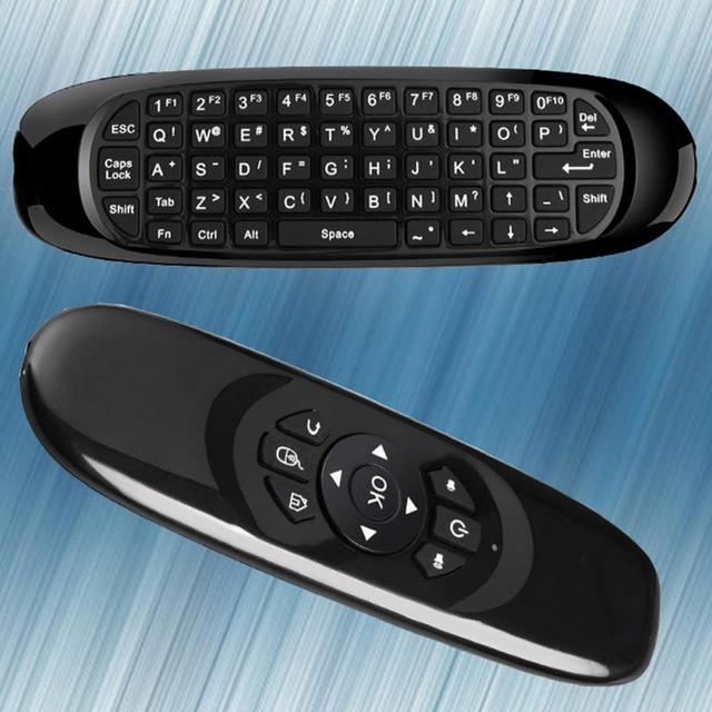2,4 GHz Maus Air Maus Wiederaufladbare Drahtlose Fly Air Mäusetastatur für Android TV Box Computer