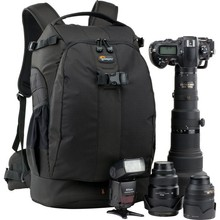 FS500AW Lowepro Flipside 500 AW DSLR cámara Mochila hombros bolsa antirrobo bolsa SLR Digital de Fotos con Todo Tipo de Clima Caso de la cubierta
