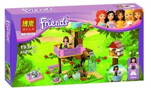 Bela 10158 Friends Olivia Tree House Toys Gift Minifigures Building Block Minifigure Toys Best Toys