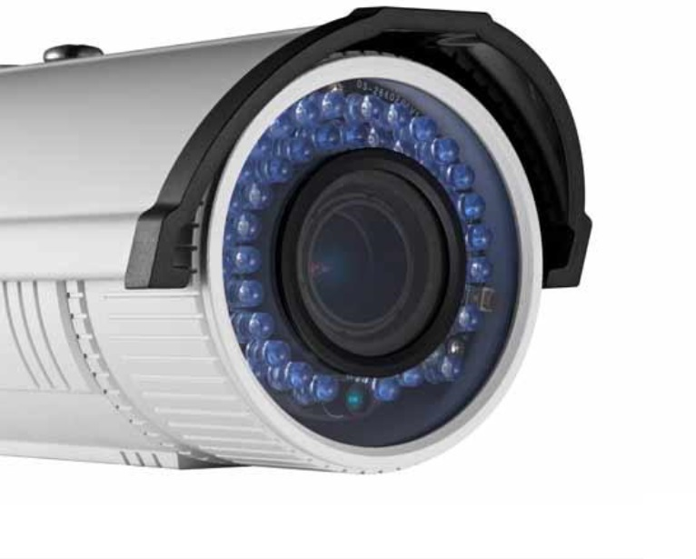 Original Multi language Version DS 2CD2635F IS H 265 3MP CCTV IP Camera Support PoE IR