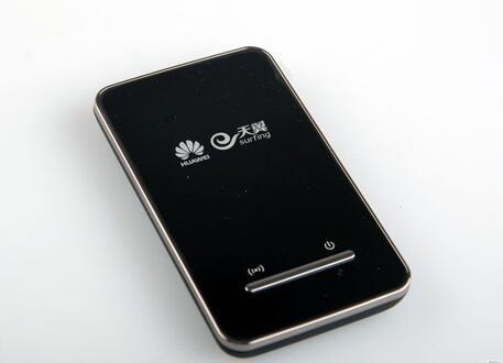 Módem WiFi de bolsillo móvil Huawei EC5805 EVDO CDMA20001X 800 MHz