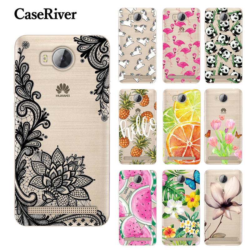 CaseRiver Huawei Y3 II Case Cover Back P