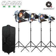 Как Arri диммер встроенный 150 + 300 + 650 + 1000 Вт Вольфрам пятно света для Камера видео