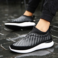 Spring Men Casual Shoes Outdoor Trainers Sport Shoes Men Lace-Up Slip Ons Runner Platform Sneakers Zapatillas Deportivas Hombre