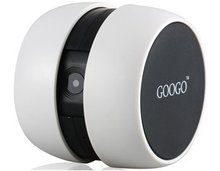 GOOGO Wireless Mini Camera for iPhone iPad Android Mobile Phones Tablet PC White