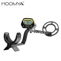 New Arrival MD-3030 Portable Underground Metal Detector MD3030 Treasure Hunter Gold Digger Finder LCD Display Waterproof