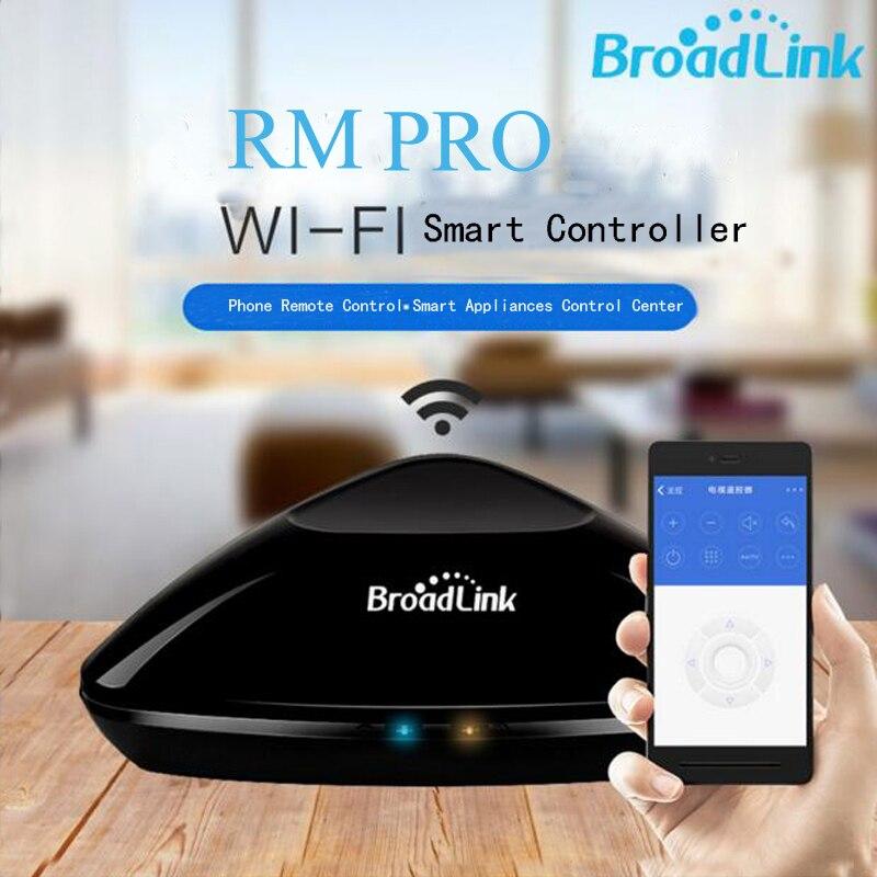 Broadlink RM2 Rm Pro nutikas koduautomaatika mooduli kaugjuhtimispult - Nutikas elektroonika - Foto 2