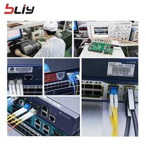 Image 4 - 1000 Мбит/с mini gbic LC коннектор sfp модули 5 км/20 км/40 км/60 км/80 км/120 км BiDi WDM оптический модуль, совместимый с переключателем Cisco