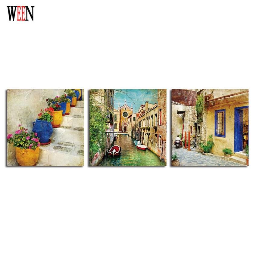 Lienzos modernos compra lotes baratos de lienzos for Decoracion de viviendas