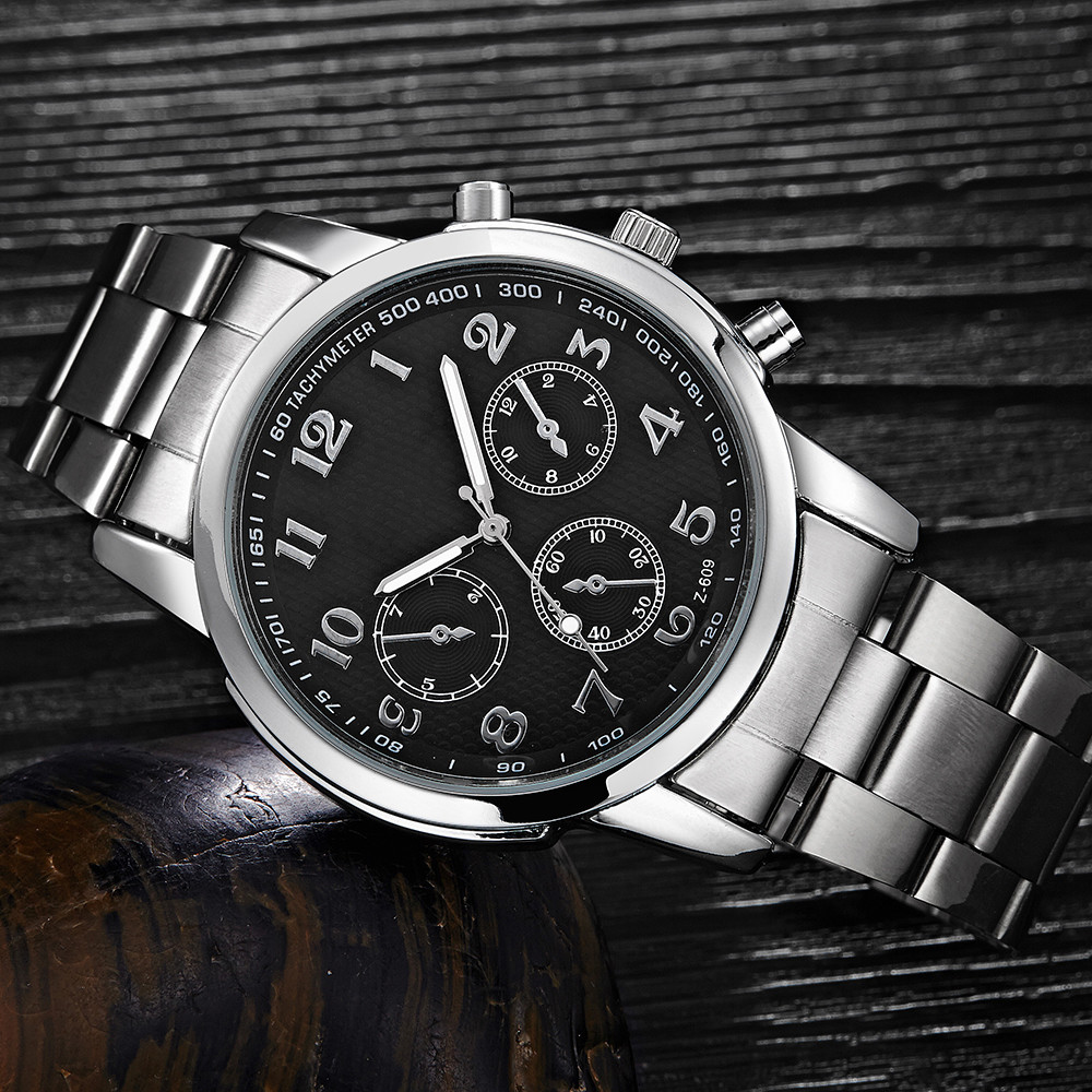 9 & cheap Store Perfect watch New Man Sports Business Etiquette Three Six-pin Mechanical Quartz Watches Levert Dropship #190717 human in the store there are surprises low price store products lp st cheap suitcase