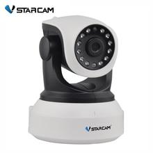 C7824WIP Vstarcam Onvif 2.0 720 P Câmera IP Sem Fio Wi-fi Câmera de CCTV HD Interior Pan/Tilt IR CUT Night Vision Suporte 64G Cartão SD