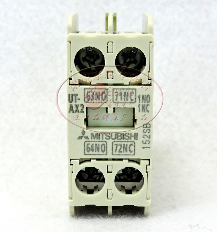 Mitsubishi Electric Corporation MITSUBISHI Origin Electromagnetic Contactor  Auxiliary Contacts, Technical Support Hotline:400 821 3030